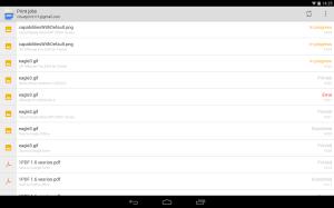 Cloud Print 0.9.8 Screen 3