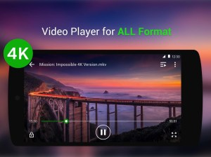 Video Player All Format 1.3.6.3x86 Screen 1