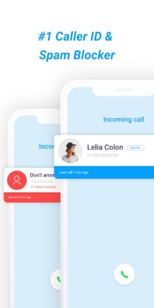 Sync.ME - Caller ID, Spam Call Blocker & Contacts 4.32.2 Screen 1