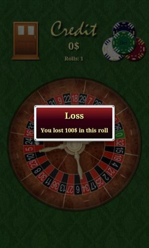 Android My Roulette Screen 9