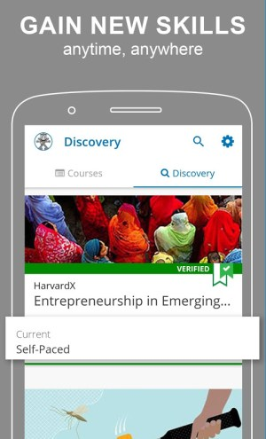 edX - Online Courses by Harvard, Imperial, MIT 2.19.1 Screen 2
