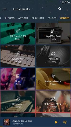 Music Player - MP3 Player v5.8.0 Screen 5