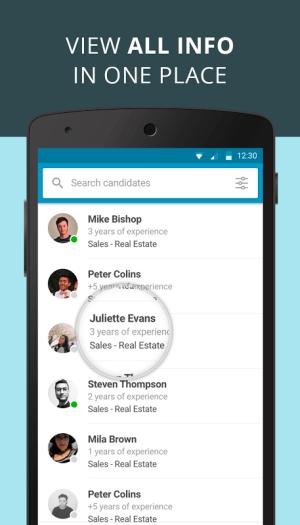 CornerJob - Job offers, Recruitment, Job Search 1.5 Screen 7