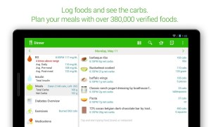 Diabetes & Diet Tracker 5.6.1 Screen 20