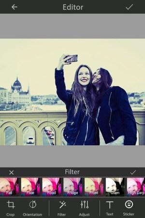 PicCam : Perfect Selfie Camera 4.2 Screen 3