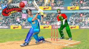 Android Cricket Champions League - Cricket Games Screen 1