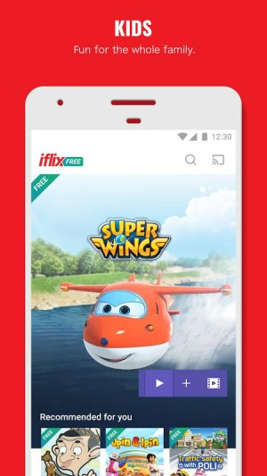 iflix 3.35.0-18361 Screen 13