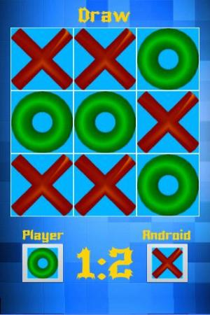 Android Smart Tic Tac Toe Screen 6