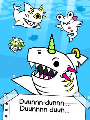Shark Evolution - Fierce Shark Making Clicker 1.0.10 Screen 5