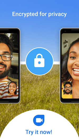 Google Duo 49.0.236391473.DR49_RC05 Screen 3