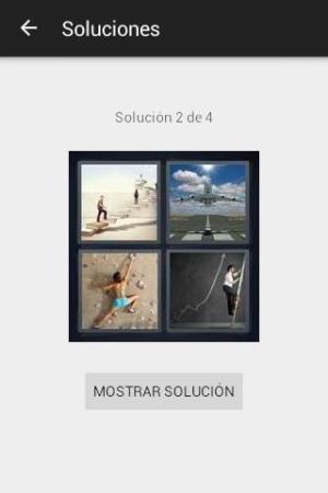 4 Fotos 1 Solución 3.2 Screen 4