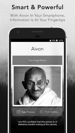 Aivon -  Artificial Intelligence Image Identifier 1.1 Screen 5