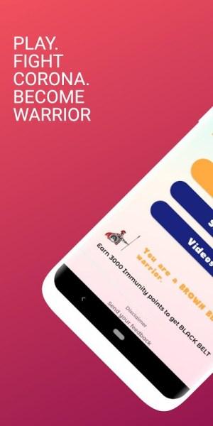 Corona Warriors 3.0 Screen 2