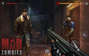 MAD ZOMBIES : Free Sniper Games 5.8.0 Screen 1