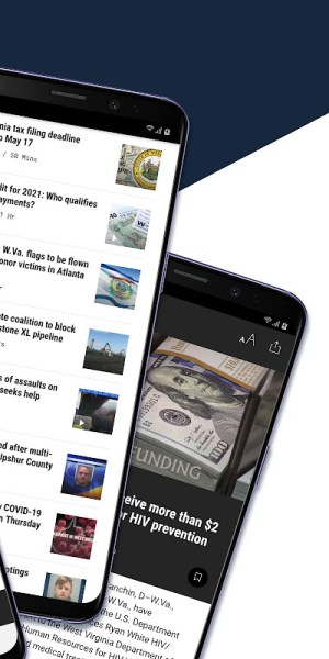 WBOY 12News 41.5.0 Screen 1
