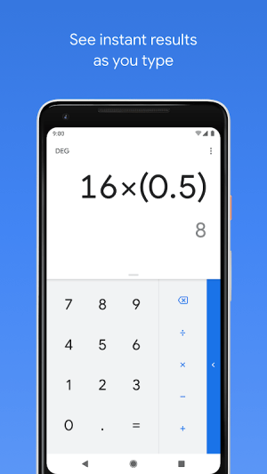 Calculator 7.8 (271241277) Screen 5
