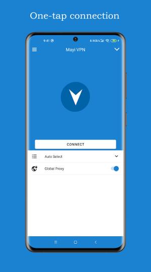 Mayi VPN - Free, Fast & Secure VPN proxy 233 Screen 1