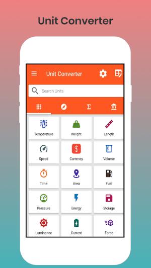 Unit Converter (Pega Pro) - Premium 2.1.48 Screen 2