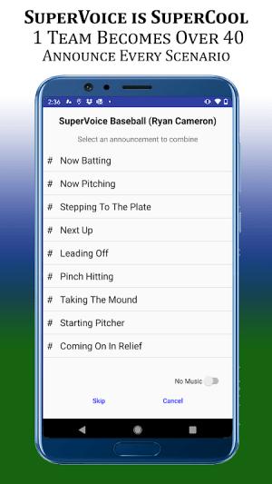 BallparkDJ Walkout Intros 10.0.2 Screen 5