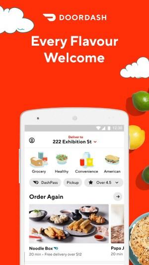 DoorDash - Food Delivery 15.17.5 Screen 5