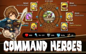 Crazy Defense Heroes: Tower Defense Strategy TD 1.8.1 Screen 4