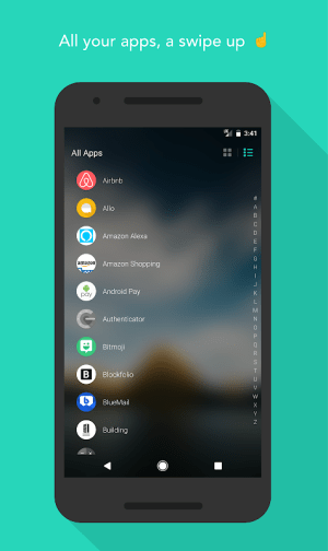 Evie Launcher 2.12.2-4 Screen 4