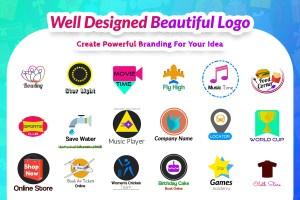 Android Logo Maker & Logo Design Generator Screen 8