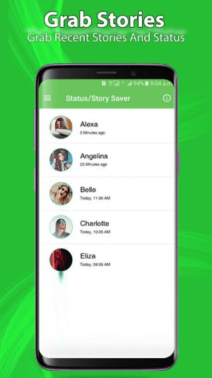 Status Downloader for Whatsapp : Story Saver 2019 1.0 Screen 3