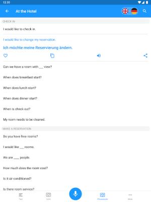 iTranslate Translator & Dictionary 5.2.9 Screen 13