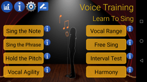 Voice Training - Learn To Sing Added Pitch Accuracy Screen 15