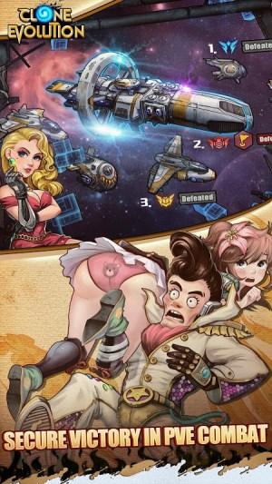 Clone Evolution: RPG Battle-Future Fight Fantasy 1.3.0 Screen 3