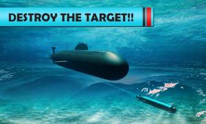 Navy War Russian Submarine 3D 1.0.4 Screen 1