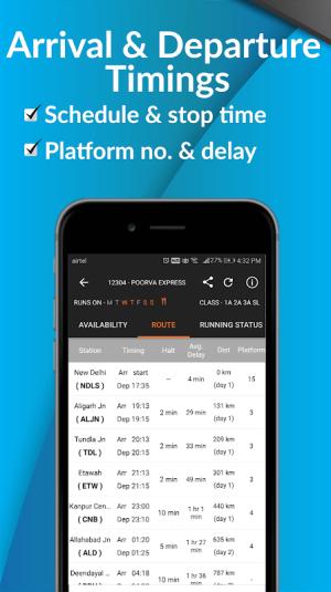 PNR Status, Train Running Status & Ticket Booking 8.14.2.0 Screen 6