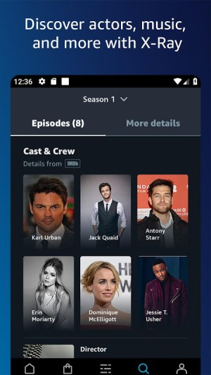 Amazon Prime Video 3.0.262.32845 Screen 3