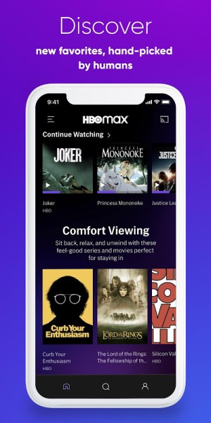 HBO Max: Stream HBO, TV, Movies & More 50.0.0.36 Screen 9