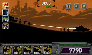 Android Dawn Wars Screen 6