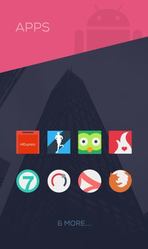Minimalist - Icon Pack 1.2.4 Screen 1