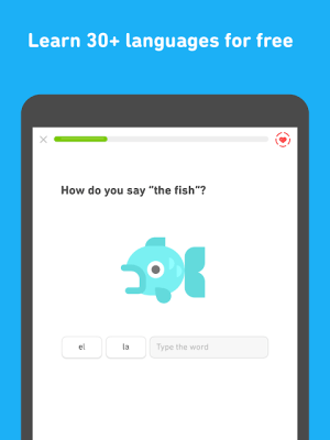 Duolingo: Learn Languages Free 3.86.1 Screen 7