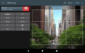 Photo Editor 5.5 Screen 5