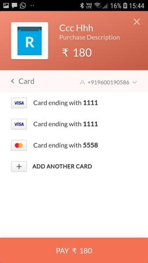 Vegshopper mobile app for vegetables sales online 5.1.11 Screen 11