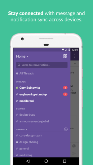 Slack 2.48.0 Screen 3