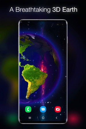 🌍 Earth Live Wallpaper 🌍 1.37 Screen 8