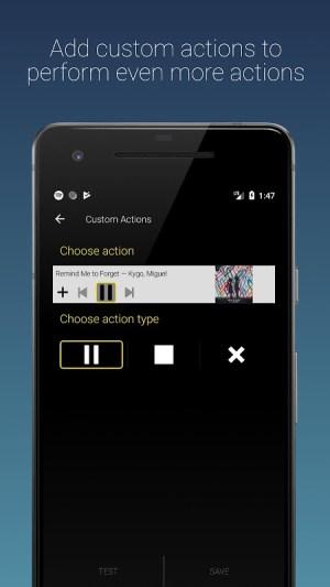 Sleep Timer (Turn music off) 2.5.1 Screen 5