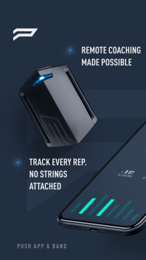 PUSH Pro - Athletic Training Tracker 7.4.0 Screen 4