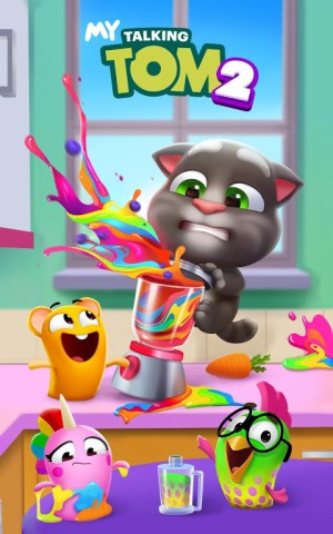My Talking Tom 2 1.6.1.702 Screen 8