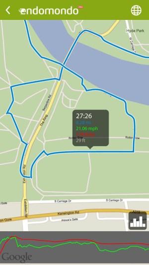 Endomondo Sports Tracker PRO 10.7.1 Screen 19