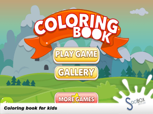parrot coloring book 1.0.190417 Screen 1