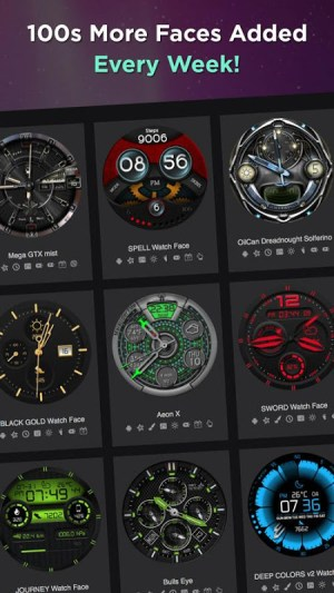 WatchMaker Watch Faces 4.6.2 Screen 11