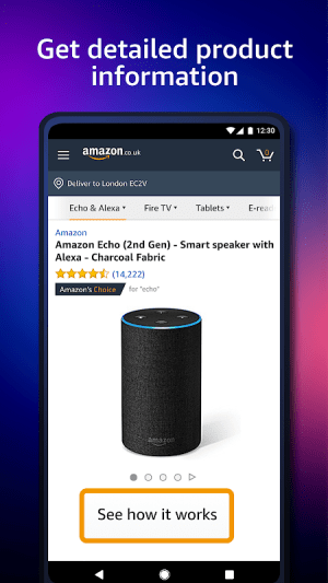 Amazon Shopping 20.1.0.100 Screen 5