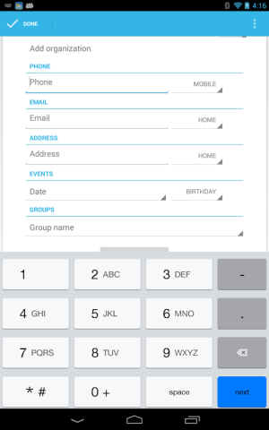 Android iPhone Keyboard Emoji Keyboard Screen 10